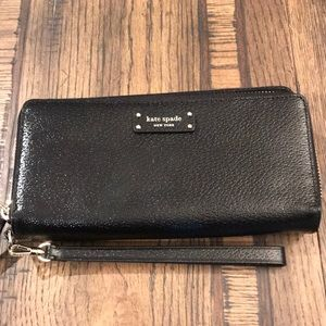 Kate Spade Jeanne Large Carryall Wristlet Wallet
